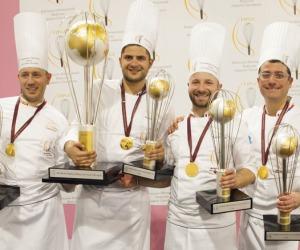 Italia vince campionato mondiale di pasticceria