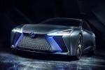 Lexus LS+ Concept, ammiraglia che cresce a fianco del pilota
