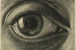 A Pisa una selezione opere di Escher