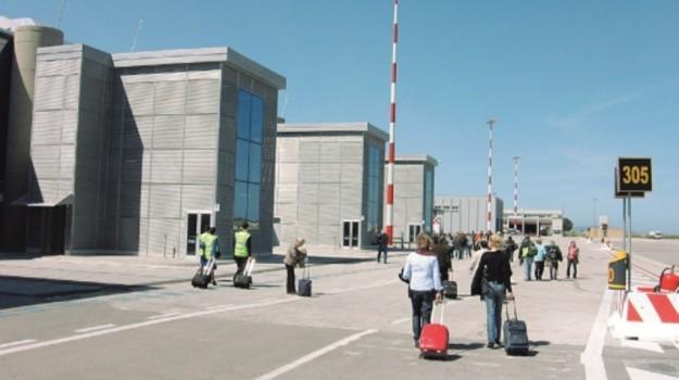 aeroporto birgi, Trapani, Economia