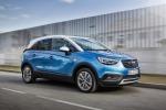 Impianto GPL di fabbrica per Opel Crossland X