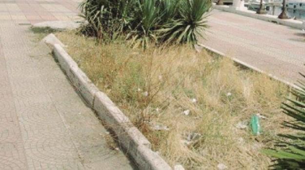 aree verdi Messina, Messina, Cronaca