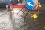 Ondata di maltempo su Ragusa, case e strade allagate a Scoglitti