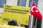 La Turchia mette Amnesty alla sbarra, 11 attivisti rischiano 15 anni di carcere