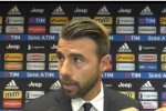 """Barzagli: """"Nessun allarme, sui gol colpa mia"""""""