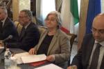 L'Antimafia a Palermo, Fava consegna un promemoria su candidature - Video