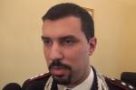 """""""Nuova Alba"""", il comandante Caterino: """"A Bagheria la pressione mafiosa è ancora forte"""""""