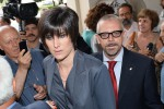 La sindaca di Torino Chiara Appendino con l'ex Capo di gabinetto Paolo Giordana