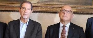 Nello Musumeci e Gaetano Armao