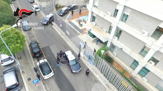 blitz antimafia bagheria, mafia bagheria, pizzo cosa nostra, Palermo, Cronaca