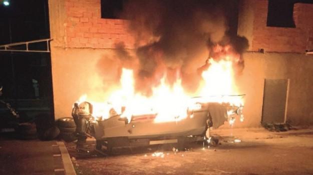 attentati acquedolci, Messina, Cronaca