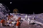 La nuova corsa alla Luna