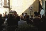 Ucciso dal figlio a Barrafranca, l'ultimo saluto a Salvatore