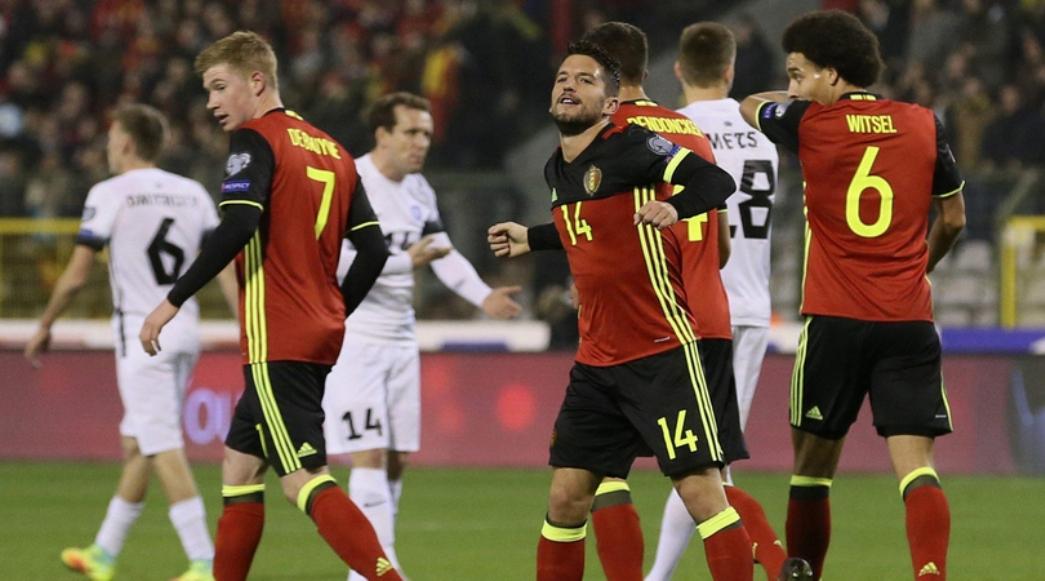 Russia 2018: la Bosnia cade contro il Belgio, Italia matematicamente ai playoff