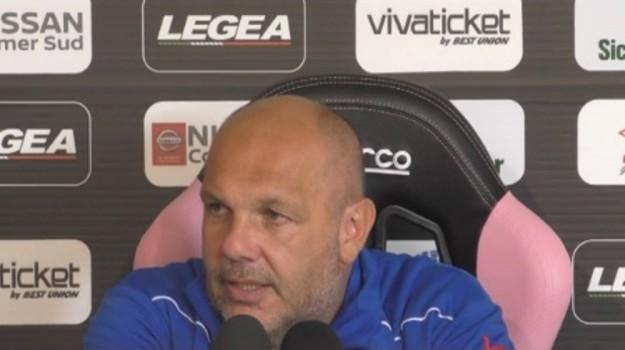 "Verso Palermo-Novara, Tedino: ""Gara insidiosa, dobbiamo essere più cinici"""