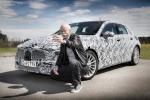 Arriverà a marzo quarta generazione della Mercedes Classe A
