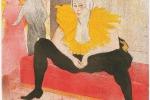 A Milano l'arte di Toulouse-Lautrec
