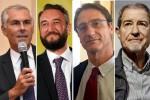 Sicilia, in 5 per Palazzo d'Orleans Silenzio elettorale: parola alle urne