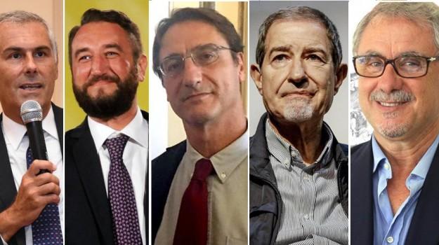 regionali sicilia 2017, Claudio Fava, Fabrizio Micari, Giancarlo Cancelleri, Nello Musumeci, Roberto La Rosa, Sicilia, Politica