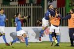 In Albania basta un gol di Candreva: Italia ai playoff da testa di serie