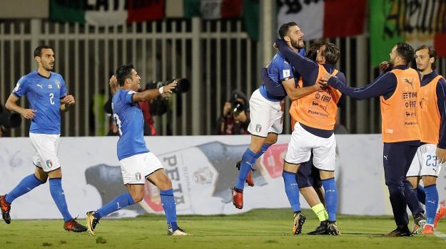 Albania Italia, qualificazioni mondiali calcio, Sicilia, Sport
