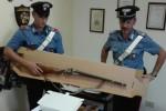 Droga e armi in casa a Cruillas, due arresti a Palermo