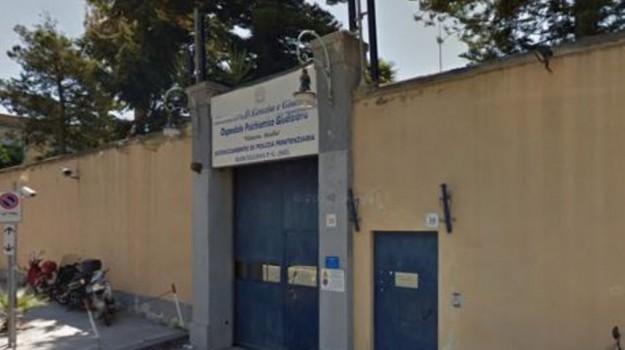 pizzo carcere barcellona, Messina, Cronaca