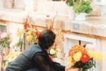 Agrigento, folla ai cimitero per la commemorazione dei defunti