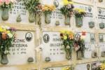 Caltanissetta, crolli al cimitero: mille loculi interdetti ai visitatori