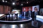 """In tv il confronto fra i cinque candidati: toni accesi sugli """"impresentabili"""""""