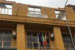 Forti piogge a Palermo, crolla il tetto di una scuola: nessun ferito - Video