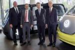 Gruppo Volkswagen punta a impatto ambientale -45% entro il 2025