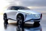 Nissan svela a Tokyo il crossover elettrico ed autonomo IMx