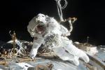 Seconda passeggiata spaziale con la regia di AstroPaolo SEGUI LA DIRETTA