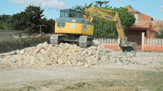 Licata demolizioni, Agrigento, Cronaca