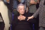 """Canicattì in festa per i 113 anni di """"zia Dedè"""": è la terza donna più anziana d'Italia"""