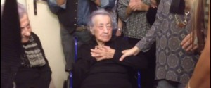 """Grande festa a Canicattì: """"Zia Dedè"""" compie 112 anni"""