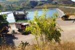 La diga Furore di Naro (foto Grandangoloagrigento.it)