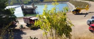 Cadono in una cisterna da 32 metri Morti due operai nella diga di Naro Aperta inchiesta per omicidio colposo