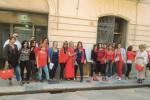 Donne in piazza contro la violenza a Trapani