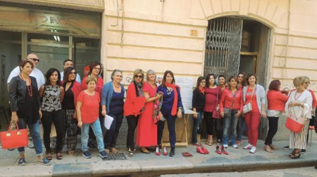 donne contro violenza, Trapani, Cronaca