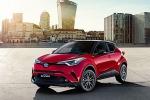 Anche bicolore, ora Toyota C-HR si può scegliere 'Trend'