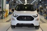 Ford, al via produzione Ecosport in stabilimento Romania