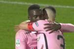 Reazione rosanero, battuto il Carpi: prima vittoria esterna per il Palermo