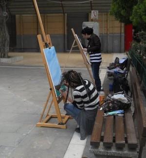 Estemporanea di pittura ad Agrigento per la festa degli artisti