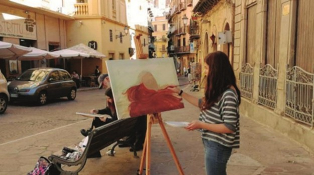estemporanea pittura agrigento, Agrigento, Cultura