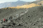 Coppia si perde sull'Etna, salvata in piena notte