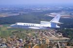 Falcon dell'Aeronautica vola da Catania a Firenze per trasportare una ragazzina in pericolo di vita