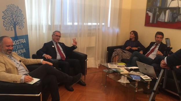 regionali sicilia 2017, Roberto La Rosa, Sicilia, Politica