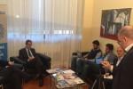"""Musumeci, forum al Giornale di Sicilia """"Vicini alle imprese e meno burocrazia Non votate personaggi impresentabili"""""""